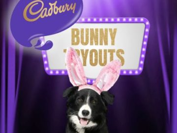 Cadbury Bunny Tryouts 2021 Contest (Photo Upload)