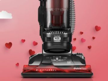 Hoover Share the Love Sweepstakes