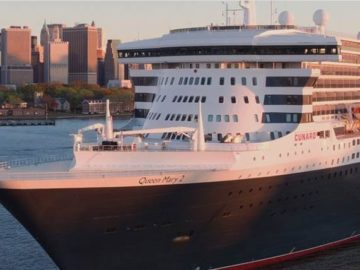 Let Them All Talk Queen Mary 2 Sweepstakes