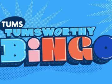 TUMSworthy Bingo Sweepstakes (Twitter Required)