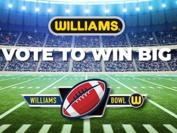 Williams Bowl Sweepstakes