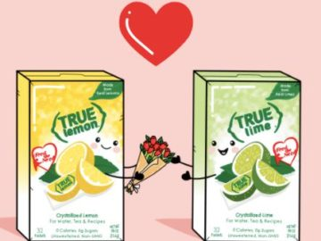 True Citrus Share the True Love Sweepstakes