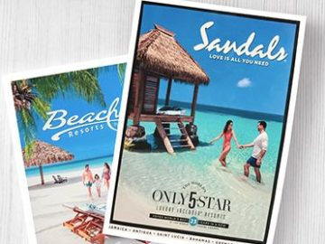 Sandals Valentine's Day Sweepstakes