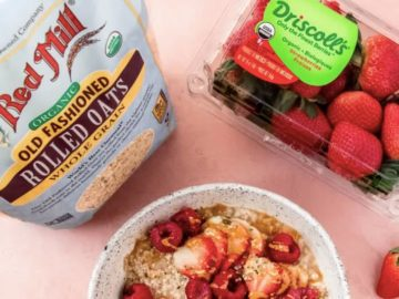 Build the Ultimate Breakfast Bowl with Bob's Red Mill and Driscoll's
