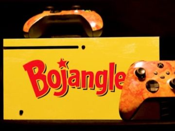 Bojangles Console Sweepstakes (Twitter)