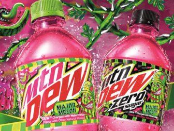 Mountain Dew Major Melon Sweepstakes (Twitter)