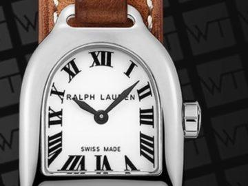 World Tempus Ralph Lauren Watch Giveaway