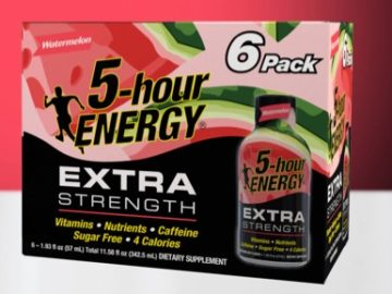 5-hour Energy Valentine's Day Sweepstakes