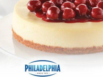 Philadelphia Cheesecake Crumble Sweepstakes