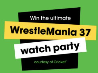 Cricket Ultimate Wrestlemania 37 Watch Party Sweepstakes