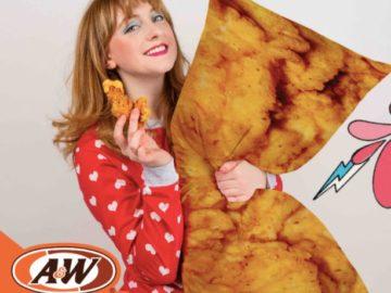A&W Restaurants Tender Lovin' Sweepstakes