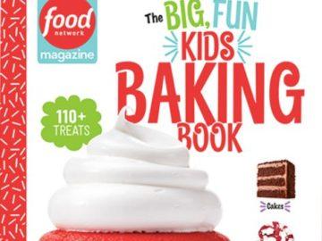 Food Network Magazine Big, Fun Kids Baking Book Sweepstakes