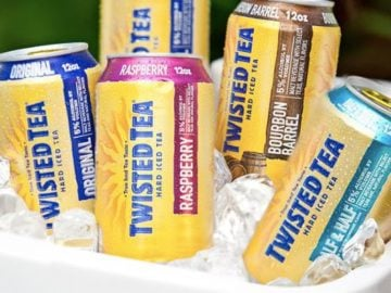 Twisted Tea Twist Up the Slopes (Limited States)