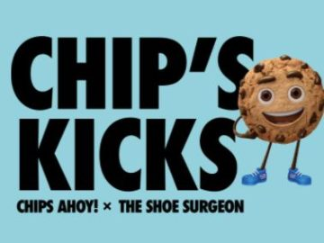 Chips Kicks Sneaker Sweepstakes