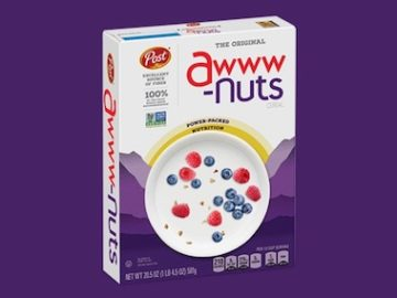 """Grape-Nuts """"Nuts for Grape-Nuts"""" Sweepstakes"""