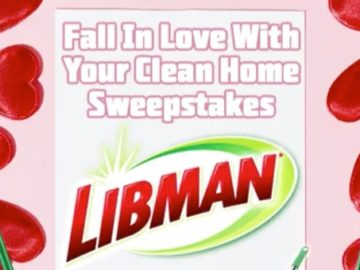 Libman Fall In Love with Your Clean Home Giveaway