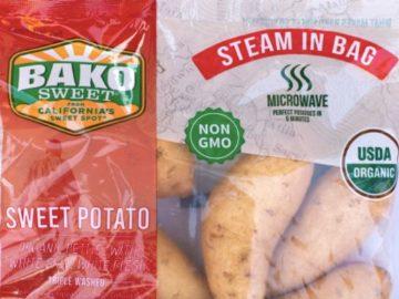 Bako Sweet I Heart Sweet Potatoes Giveaway
