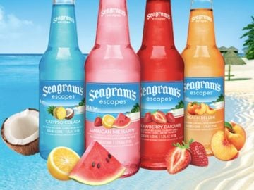 The Real Seagram's Sweepstakes