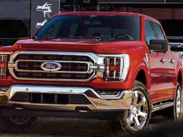 2021 Built Ford Tough One Tough Ride Sweepstakes