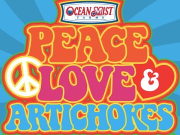 Ocean Mist Farms Peace, Love & Artichokes Sweepstakes