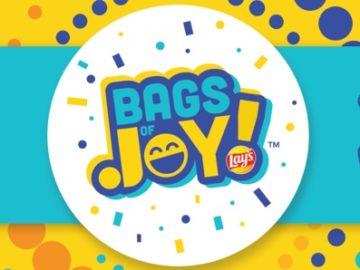 Lay's Bag of Joy Instant Win Game (Bag Code)