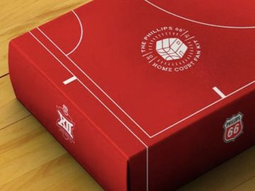 2021 Phillips 66 Home Court Fan Kit (Limited States)