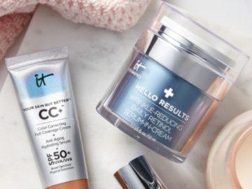 IT Cosmetics Hello Results Retinol Sweepstakes