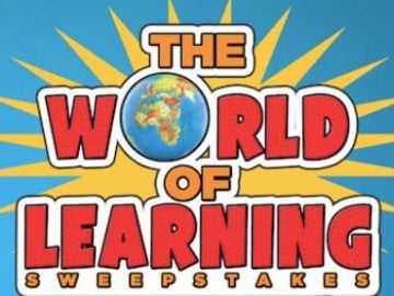 The LeapFrog World Of Learning Sweepstakes