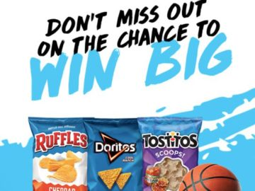 Frito-Lay March Hoops Sweepstakes (Limited States)