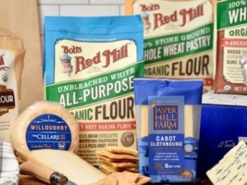 Back to Basics with Bob's Red Mill Giveaway