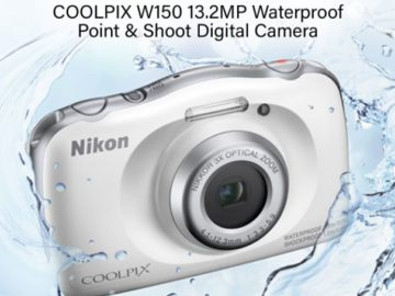 Buydig Nikon Waterproof Camera Giveaway (Twitter)