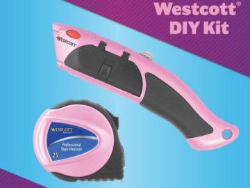 Westcott DIY Kit Giveaway (Facebook)
