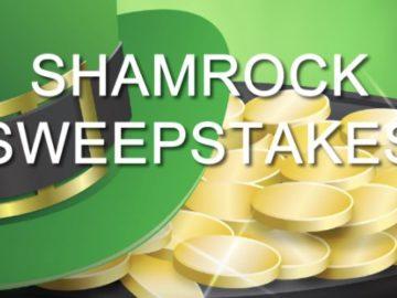 $3,000 Shamrock Sweepstakes