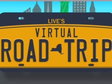 Live with Kelly & Ryan Virtual Road Trip Giveaway