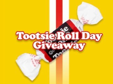 Tootsie Roll Day Giveaway