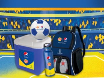 Pepsi x Lay's x UEFA Champions League Sweepstakes & Instant Win (Limited States)