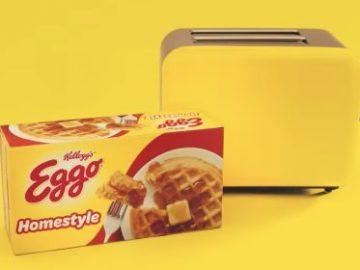 Eggo Waffles Giveaway (Facebook)