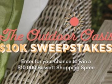 Bassett Outdoor Oasis 10K Giveaway