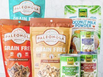Paleo Breakfast Giveaway (Instagram)