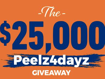 Peelz 4 Dayz Sweepstakes and Instant Win