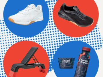 Chobani x Reebok Home Gym 2021 Giveaway
