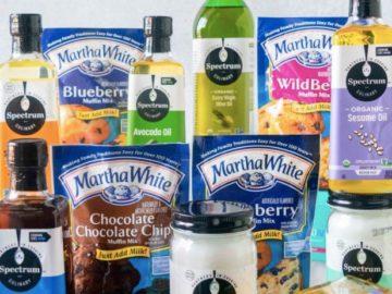 Martha White Spectrum Organics Baking Giveaway (Instagram)