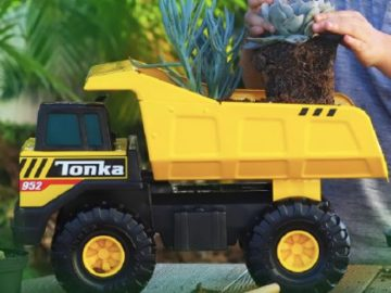 Tonka Truck Toy Giveaway (Facebook)