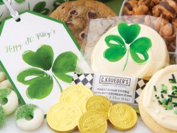 C.Krueger's Saint Patrick's Day Giveaway