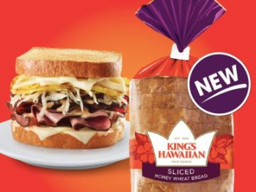 King's Hawaiian Bread To Melt Over Sweepstakes (Limited States)