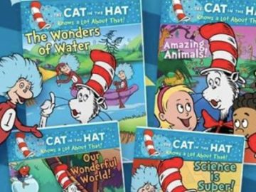 Cat in the Hat DVD Giveaway (Facebook)