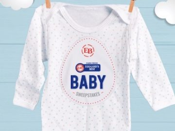 EB Baby Sweepstakes (Narrow Entry)