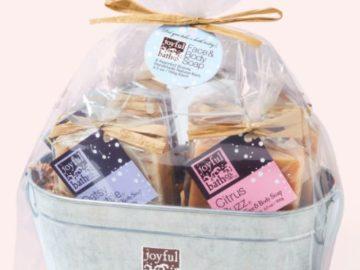 Joyful Bath Gift Basket Giveaway (Facebook)