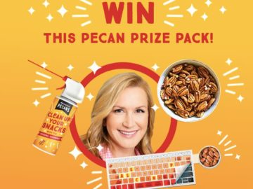 American Pecans Clean Up Your Snacks Sweepstakes (Photo Needed)