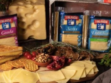 Finlandia Cheese or Butter Giveaway (Facebook)